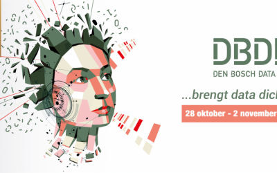 Den Bosch Data Week 28 oktober t/m 2 november 2019